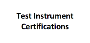 NEW-test-instrument-certifications